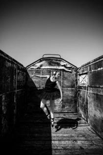 Dance Photography - B.A.D. Train Cemetery 18 von bornadancer