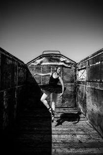Dance Photography - B.A.D. Train Cemetery 17 by bornadancer
