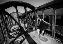 Dance Photography - B.A.D. Train Cemetery 16 by bornadancer