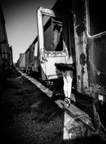 Dance Photography - B.A.D. Train Cemetery 15 by bornadancer