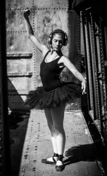 Dance Photography - B.A.D. Train Cemetery 14 by bornadancer