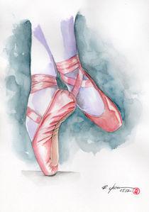 Sneaker Ballet by Rodrigo Chaem