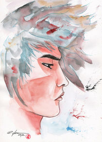 Face by Rodrigo Chaem