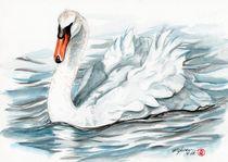 swan by Rodrigo Chaem