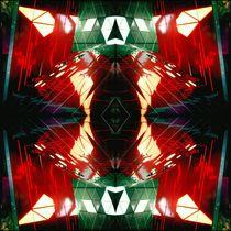 red green yellow von Frank Wöllnitz