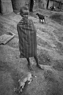 Masai #3 by Antonio Jorge Nunes