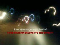 Devil's Religion by Sizt Elilo