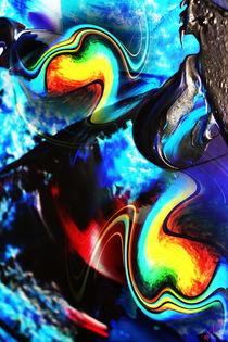Abstrakt 67 by Walter Zettl