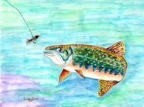 Brook Trout von Linda Ginn