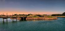 Venetian Bridge von Roger Green