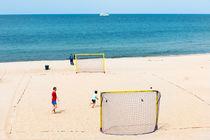Beachsoccer by Markus Hartmann