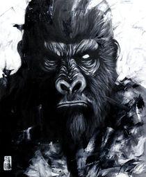 Gorilla by Rodrigo Chaem