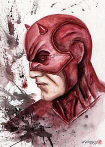 Daredevil by Rodrigo Chaem