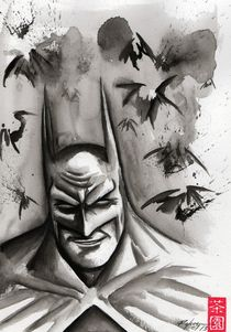 Batman by Rodrigo Chaem
