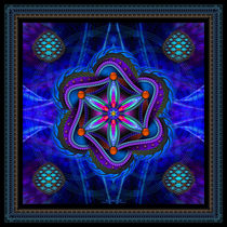 The Flower of Life von Ralf Schuetz