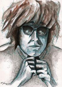 John Lennon by Rodrigo Chaem