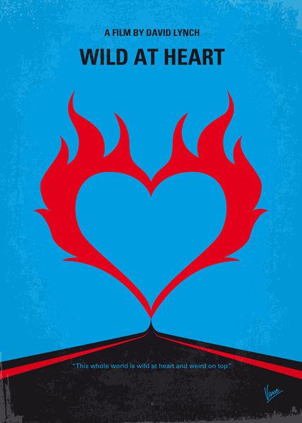No337-my-wild-at-heart-minimal-movie-poster