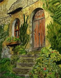 Secret Door von Marie Luise Strohmenger
