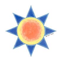 COSMIC SUN von tehaya