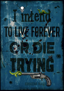 Die Trying by Sybille Sterk