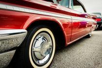 1960 Desoto Fireflite Coupe Low Side View by Jon Woodhams