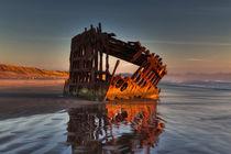 Shipwreck-sunset