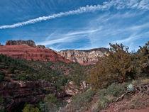 Sedona Canyon Rim by Jim DeLillo