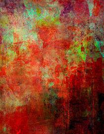 red n green n black II von Wolfgang Rieger