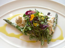 Crab and Asparagus Salad von Louise Heusinkveld