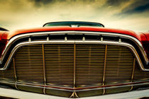 '1960 Desoto Fireflite Coupe Grill' by Jon Woodhams