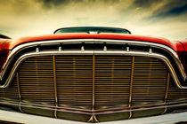 1960 Desoto Fireflite Coupe Grill von Jon Woodhams