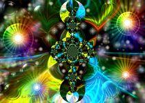 Antennen Galaxie by Eva Borowski