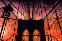 broooklyn bridge by Joseph Borsi