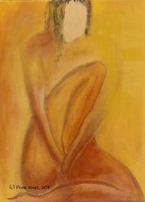 Sitzende Frau von Frank Xavier