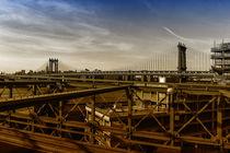 Manhattan BRIDGE by Joseph Borsi