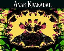 Anak Krakatau (Child of Krakatoa) by Jim Pavelle