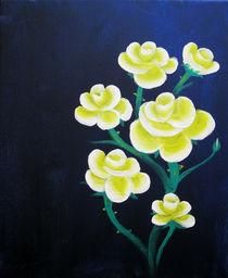 Gelbe Rosen von novafelis