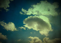 Retro clouds 3 by Steve Ball