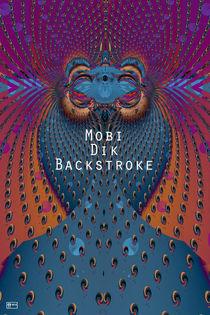 Mobi Dik Backstroke by Jim Pavelle