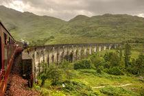 Glenfinian Viaduct  by Rob Hawkins