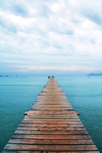 Silent Place - Jetty Pier by Tobias Pfau