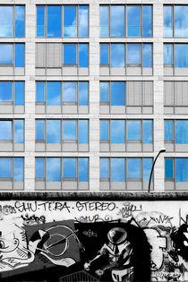 Der Mensch erobert den Himmel by Bastian  Kienitz