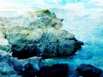 'blue stone' by ursfoto
