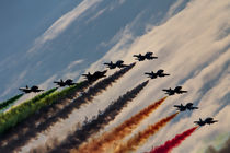 Frecce Tricolori von James Biggadike