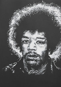Jimi by Thomas Bley