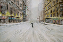 New York City Winter by Thomas Bley