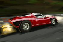 Alfa tipo 33 by rdesign