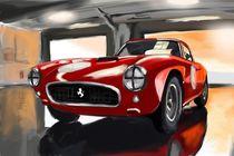 Ferrari Racing von rdesign