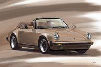Porsche 911 Cabrio by rdesign