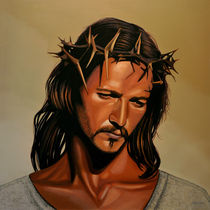 Jesus Christ Superstar Painting von Paul Meijering